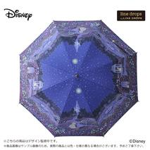 Disneyキャンバスパラソル 美女と野獣/ローズガーデン